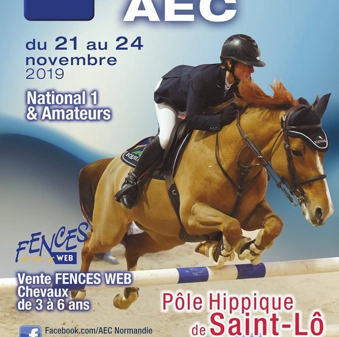 The Fences Agency and the AEC Normandie partner for an online sale on November 25!