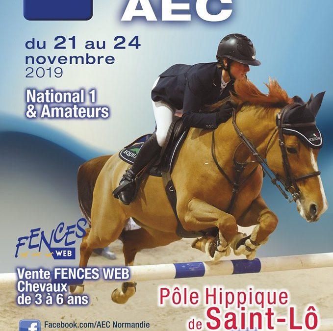 L'Agence Fences et l'AEC Normandie s'associent pour une vente en ligne le 25 novembre !